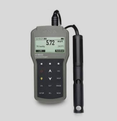 HI 98193 Dissolved Oxygen and BOD Meter