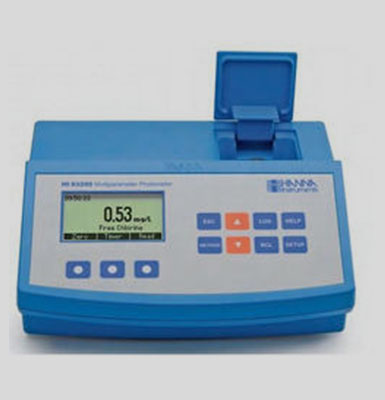 HI-83200 Multiparameter Photometer